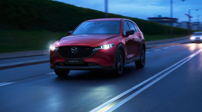 Mazda CX-5 2022: facelift oficiálně představen