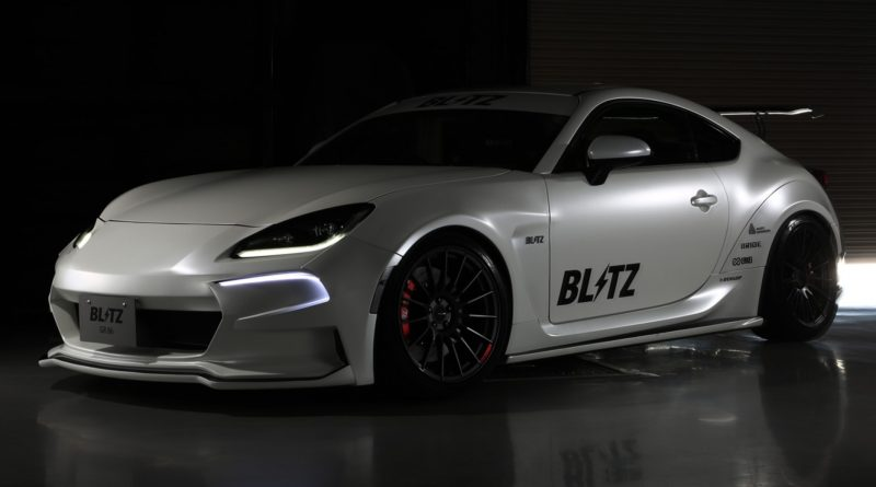 Toyota GR86: Blitz chystá komplexní úpravu