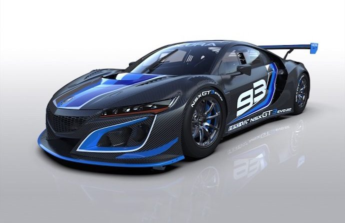 Honda NSX bude závodit i v dalších letech